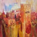 """Manuela Mora  """"Alhambra I"""""""